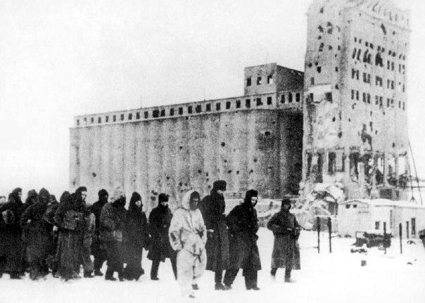Пленники Сталинграда